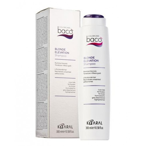 BACO BLONDE ELEVATION SHAMPOO 300 ml