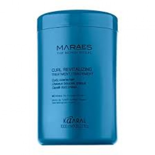 MARAES CURL REVITALIZING TREATMENT, 1000 ml