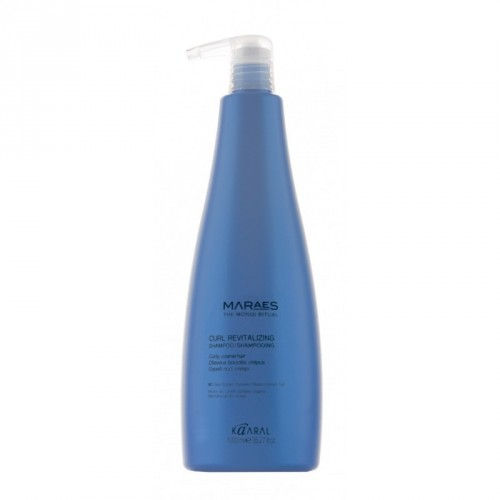 MARAES CURL REVITALIZING SHAMPOO,1000 ml