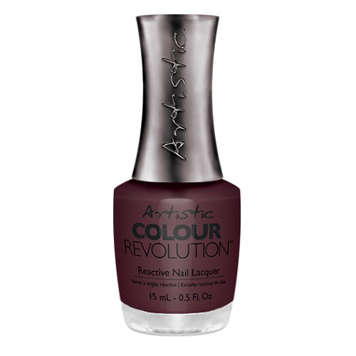 ROLL UP YOUR SLEEVES - CHOCOLATE MAUVE CRÈME