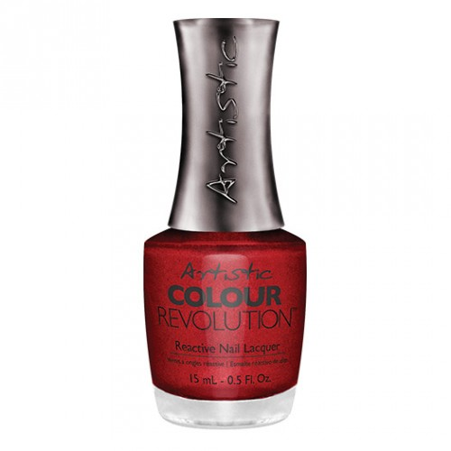 Mrs. Claws - Candy Apple Metallic