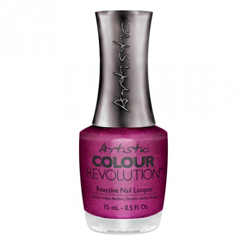 BRAVEHEARTED - FUSCHIA PINK SHIMMER