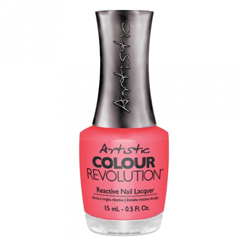 BABY CAKES - IRIDESCENT CORAL NEON