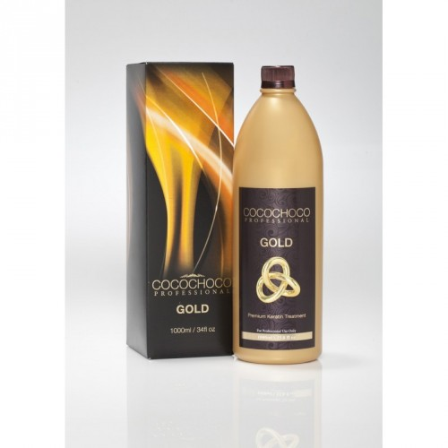 COCOCHOCO Gold Keratin Hair Treatment 1000ml