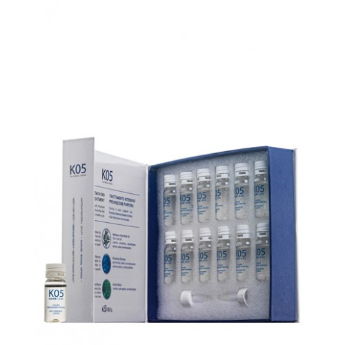 K05 ANTIDANDRUFF Lotion, 12 x 10 ml