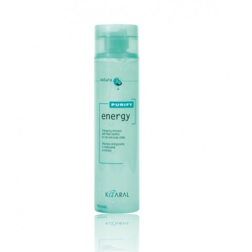 PURIFY ENERGY Sjampo, 250 ml