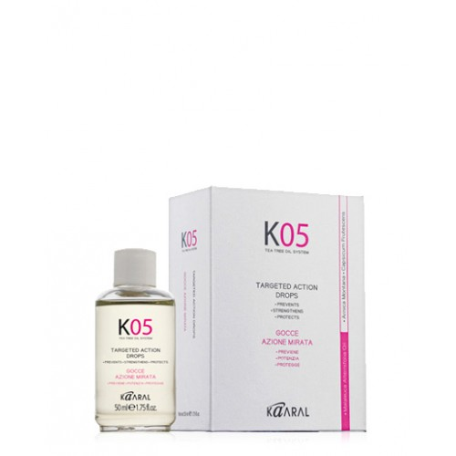 K05 TARGETED ACTION DROPS Effektiv dråper, 50 ml