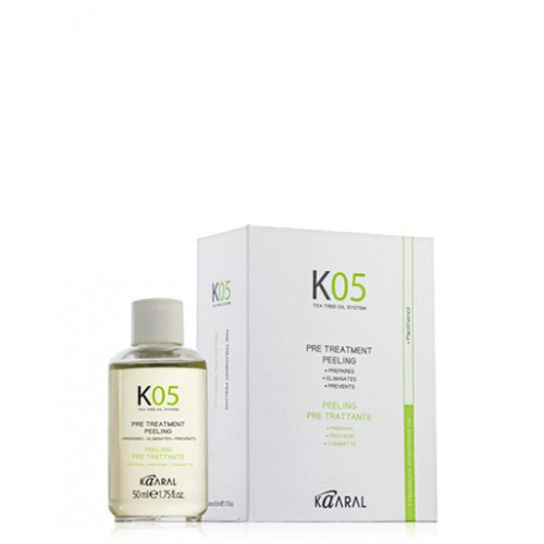 K05 PRETREATMENT DROPS Forbehandling dråper, 50 ml