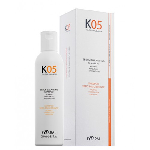 K05 SEBUM-BALANCING Sjampo, 250 ml